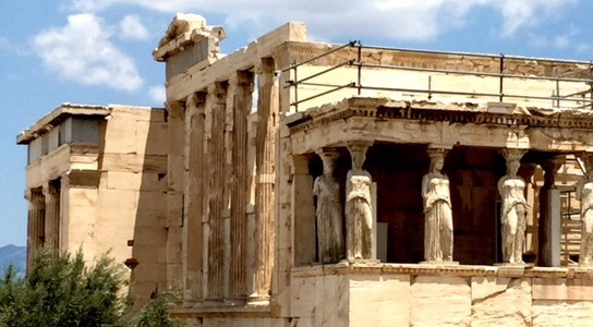 Greece…Full of History and Beauty